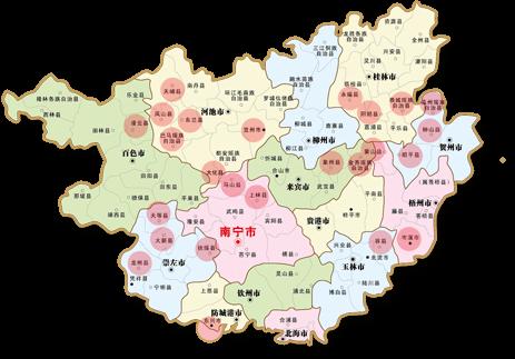 广西寿乡地图