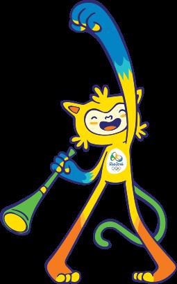 奥运吉祥物图片